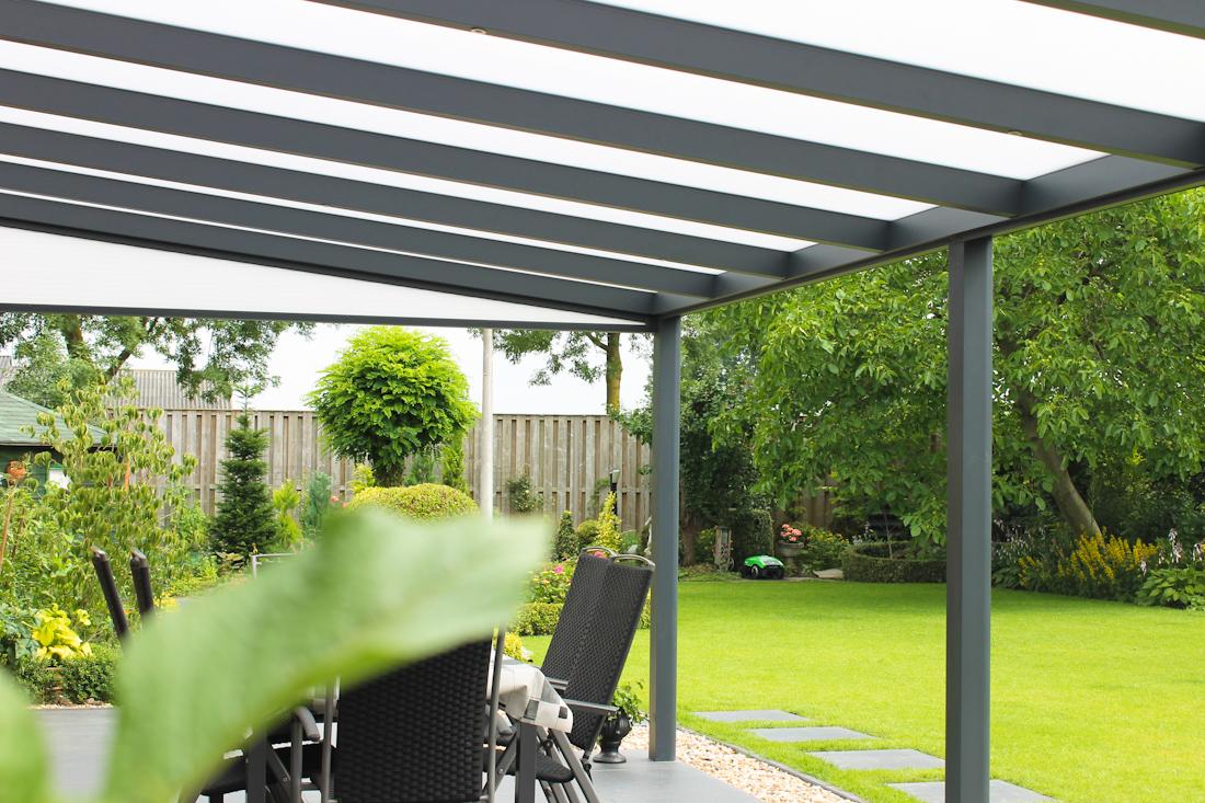Een aluminium terrasoverkapping kopen voorkom de 7 hoofdzonden - Maak een eigentijdse tuin aan ...
