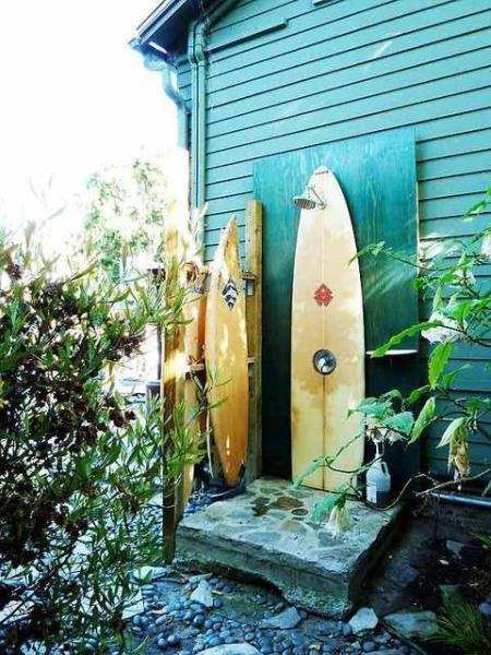 Buitendouche surfborden
