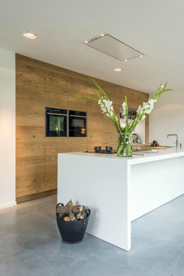 Hout in de keuken 11