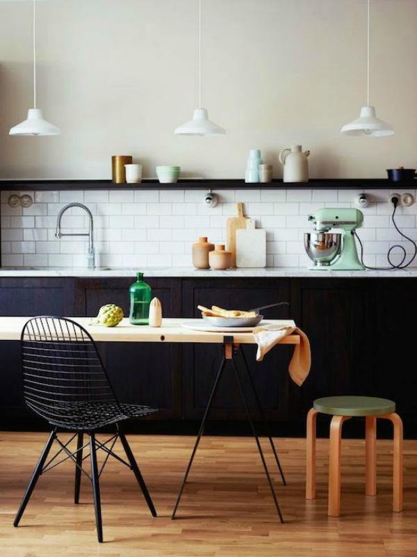 Hout in de keuken 2
