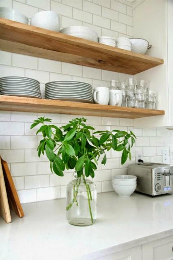 Hout in de keuken 8
