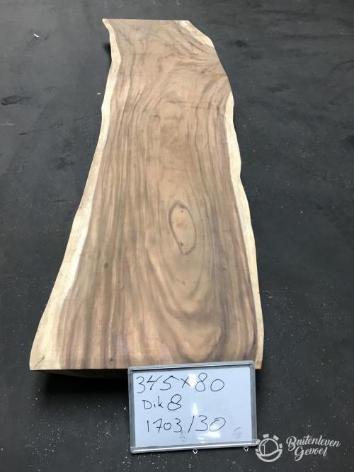 Boomstamtafel 345x80
