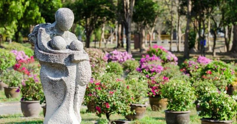 Kunstobjecten Voor Tuin : Kunst voor in de tuin voorbeelden van tuinkunst inspiratie
