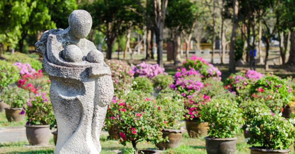 Kunst voor in de tuin