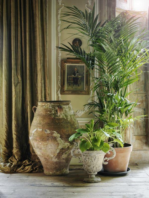 Grote Plantenpot Binnen.Grote Bloempot Voor Binnen 19 Bloempotten Buitenlevengevoel Nl