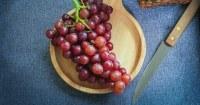 Koken met druiven