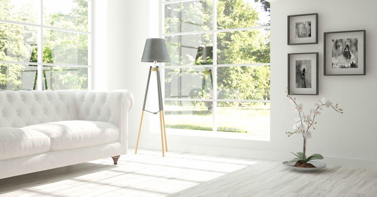 Lichte meubels