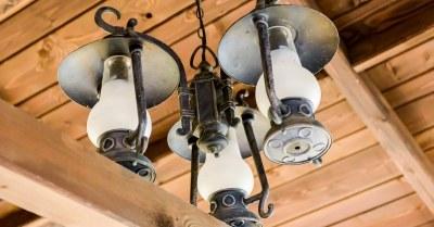 Landelijke Lamp