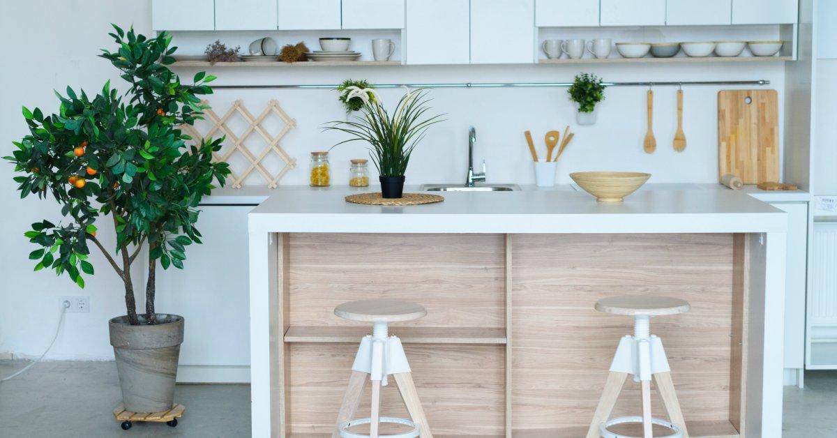 Side Table Keuken.Planten In De Keuken De 21 Leukste En Mooiste Inspiraties