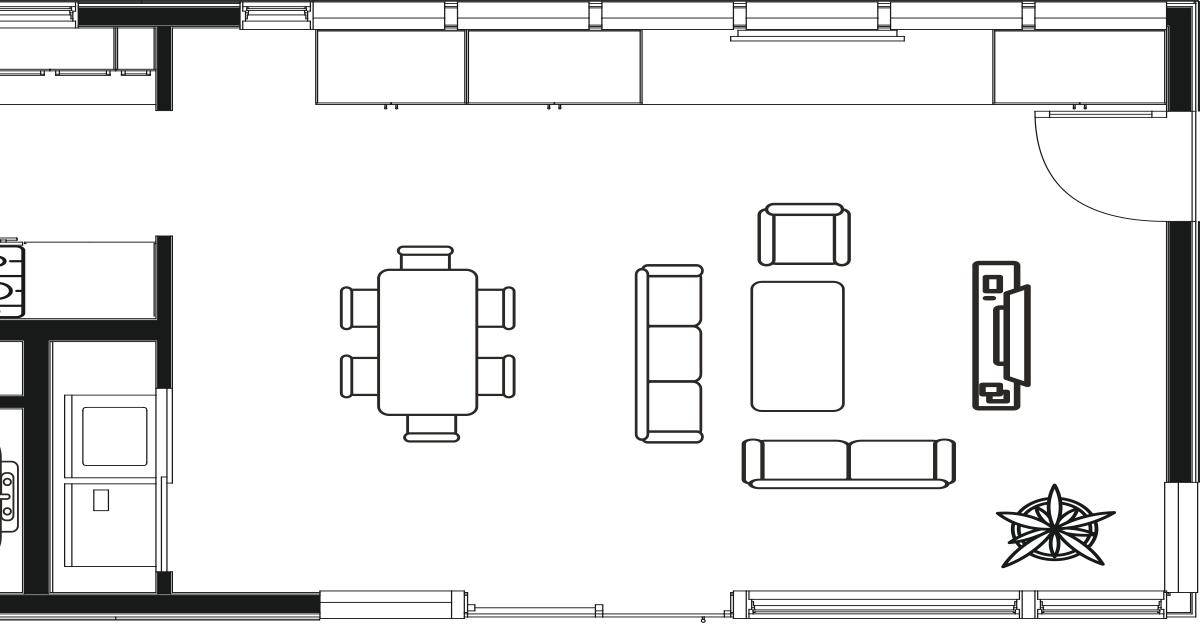 In 6 stappen een sfeervol lichtplan maken voor jouw huis for Plattegrond van je huis maken