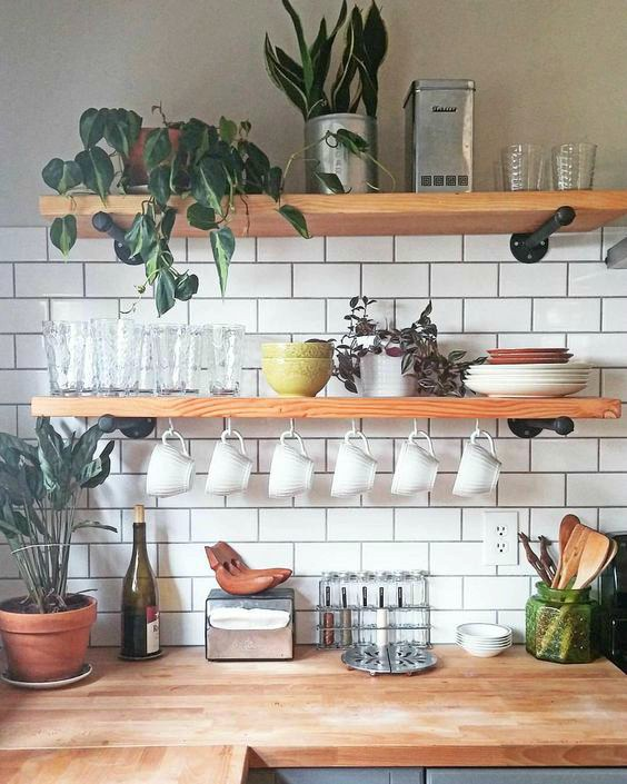 Populair Wandtegels Keuken Voorbeelden - 26x - Buitenlevengevoel.nl @XR01