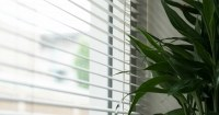 Anti-inkijk raamdecoratie