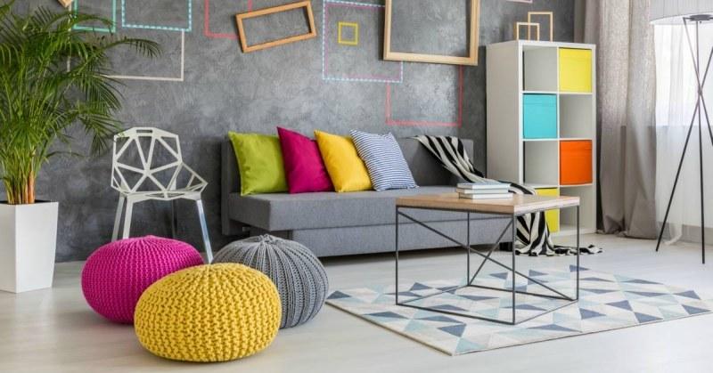 Woonkamer Design Kleuren : Verschillende interieurstijlen voor de woonkamer