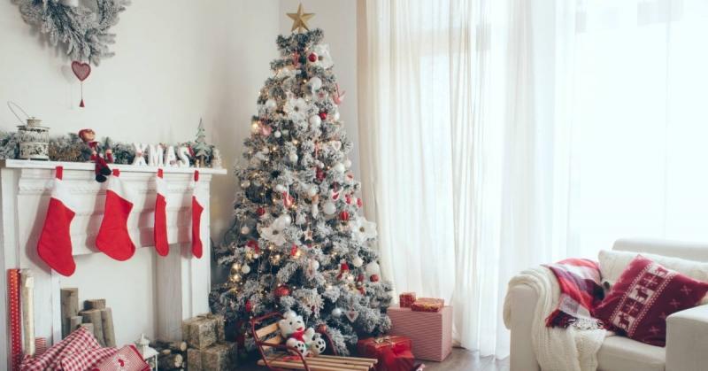 Kerstdecoraties Met Rood : Kerstversiering inspiratie: 27 ideeën voor de kerstfeeling in huis