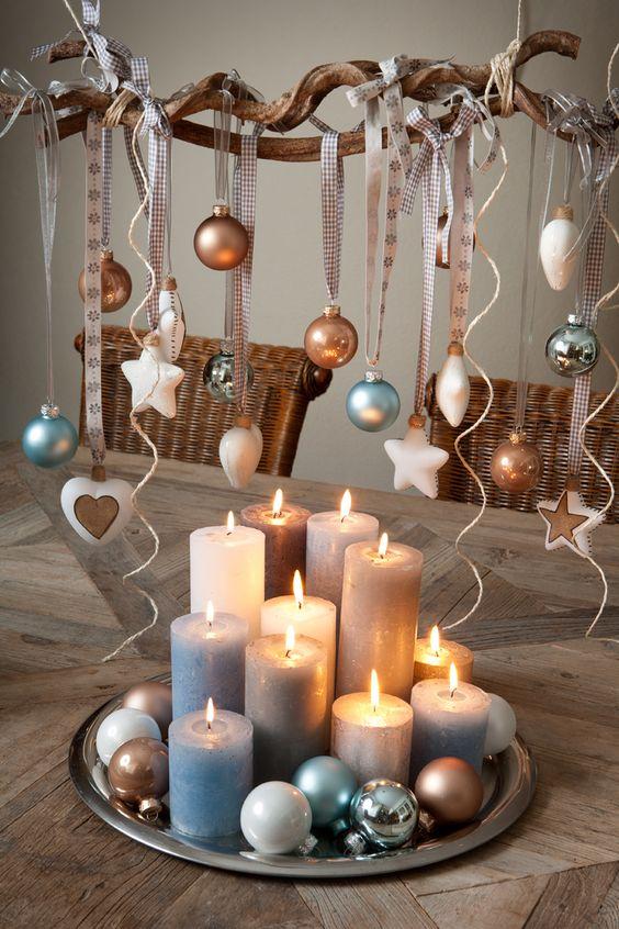 New Kerstdecoratie ideeën & Kerstversiering (27x Inspiratie) - 2018 &DH57
