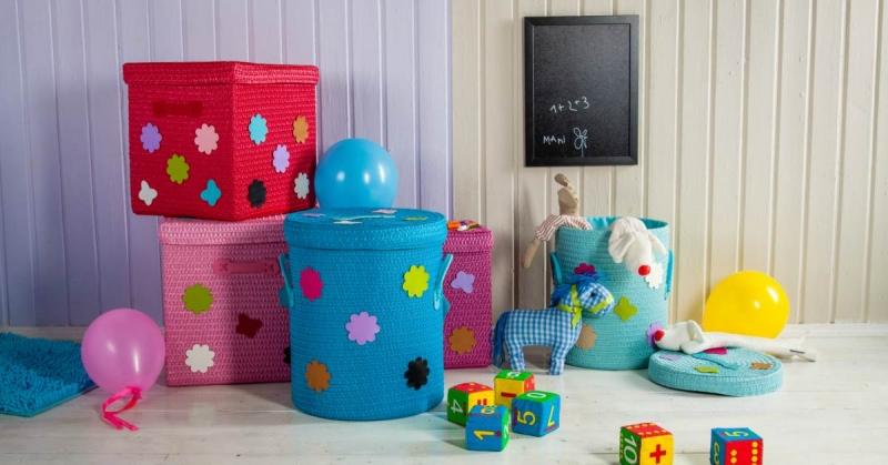 Speelgoed Opbergen In De Woonkamer: 18 Originele Ideeën
