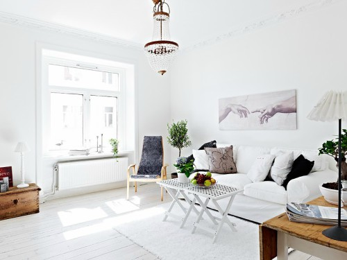 Inspiratie Kleine Woonkamer : Kleine woonkamer inrichten woonkamer inspiratie buitenlevengevoel.nl