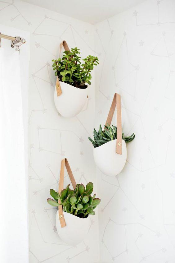 Planten Aan De Muur.Wanddecoratie Woonkamer 21x Inspiratie Buitenlevengevoel Nl