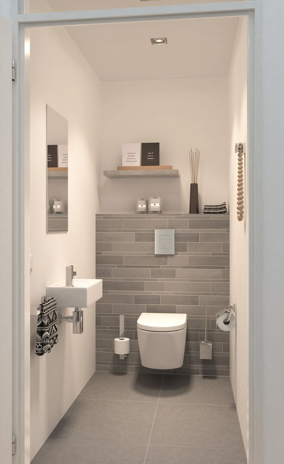 Beroemd Toiletruimte renoveren | Tips en tricks om je toilet in te richten @WO39