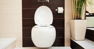 Hangend toilet installeren