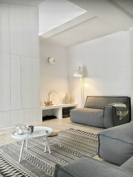 Beautiful Koeienhuid Woonkamer Photos - Modern Design Ideas ...